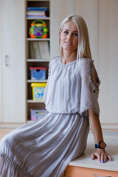 Auklėtoja - Jurgita Zovė