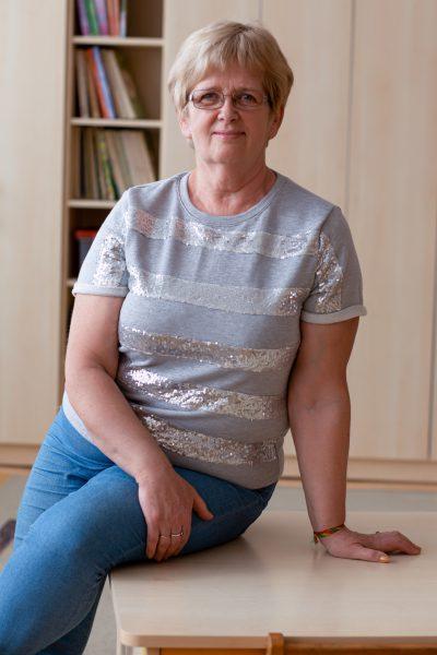 Auklėtoja - Lilija Cinkutienė
