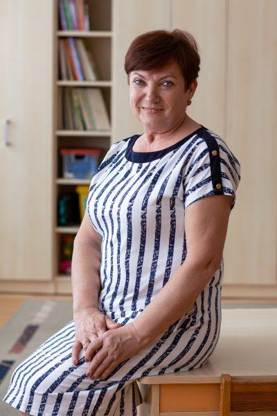 Auklėtojos padėjėja - Genovaitė Matulevičienė