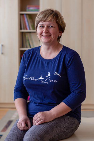 Auklėtojos padėjėja - Jolanta Malinauskienė